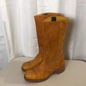 Frye Campus Leather Riding Boots